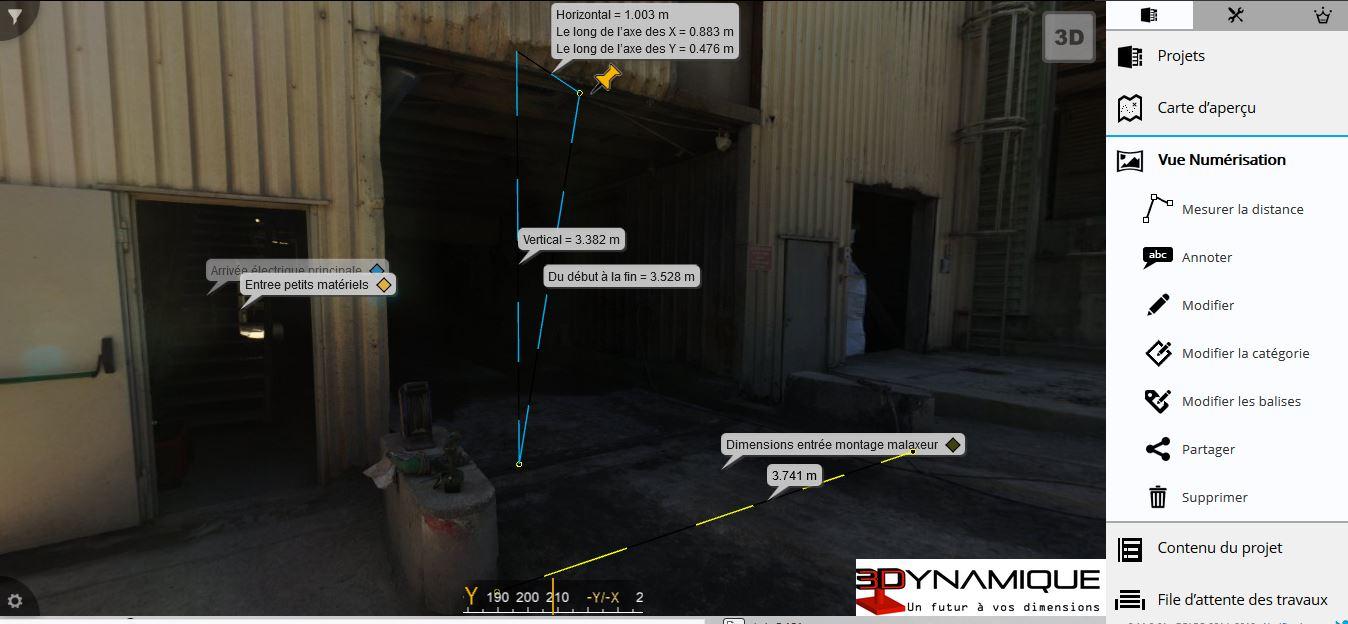 3dynamique - scan3 - Caen - Reims - Paris - Rouen - Nancy - Le Havre - Ile de France - Normandie - Champagne