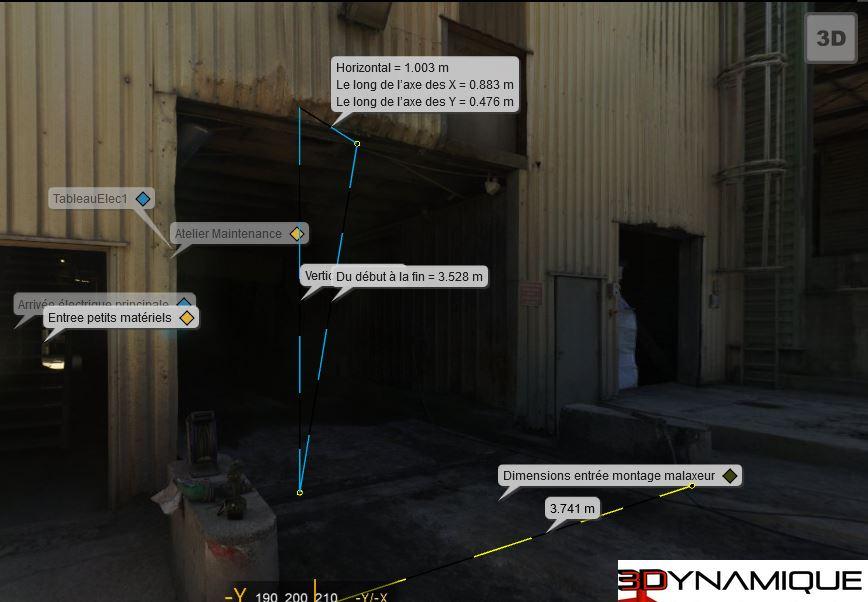 Industrie 3 - 3dynamique - scan3 - Caen - Reims - Paris - Rouen - Nancy - Le Havre - Ile de France - Normandie - Champagne