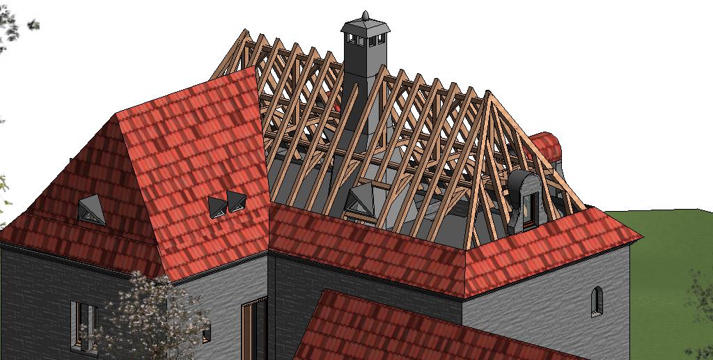 Maquette numérique 3D Architecture - 3dynamique